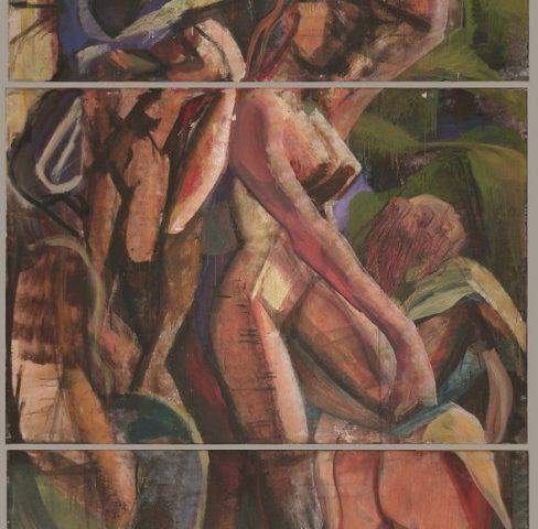 24B – Triptychon, 1999
