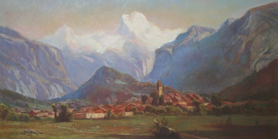 16B – Landschaft, 1997, Archiv DOHA, Preis auf Anfrage