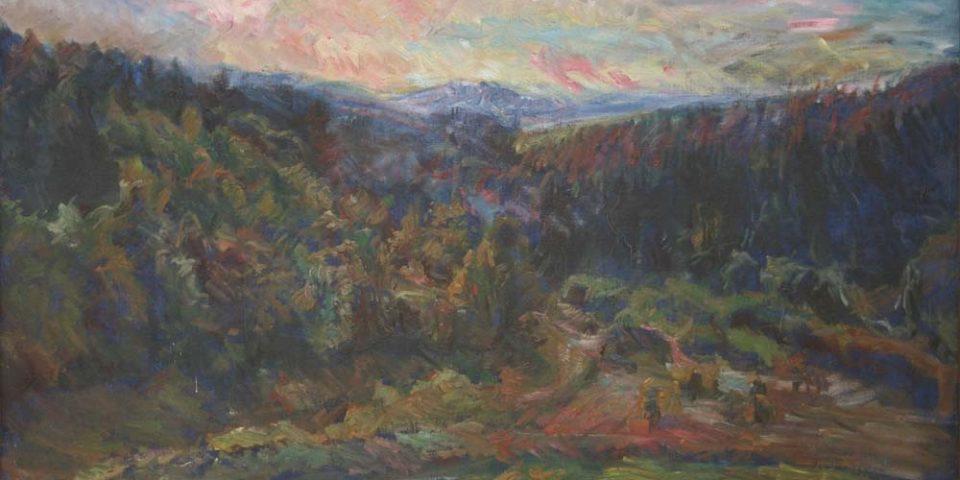 25D – Landschaft, 1997