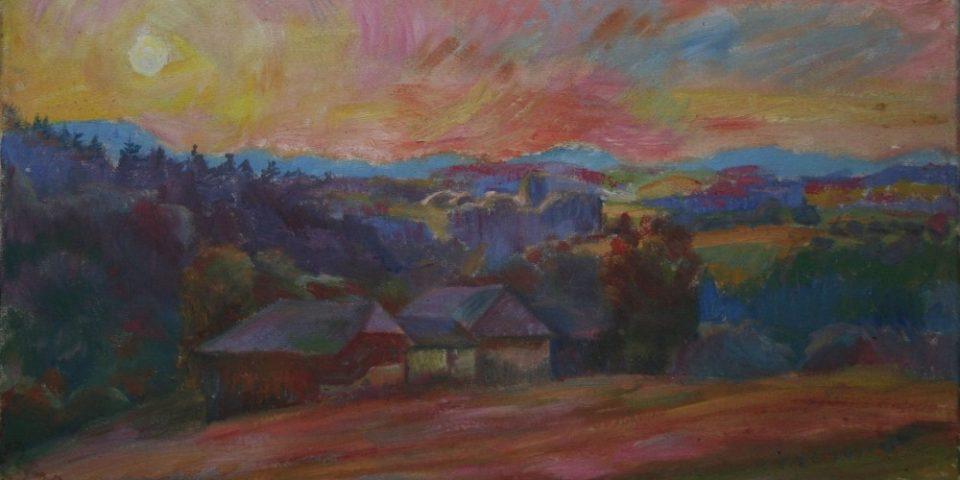 21D – Landschaft, 1996