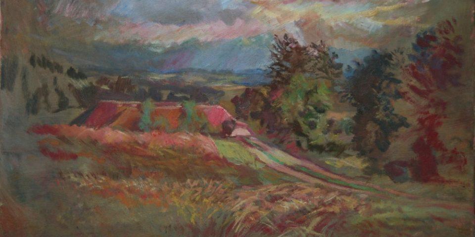 3D – Landschaft, 1996