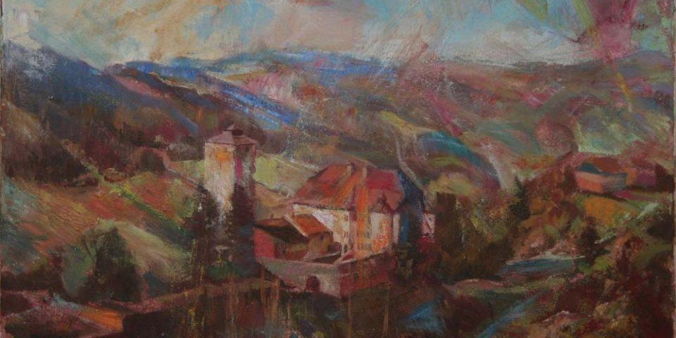 6D – Landschaft, 1996