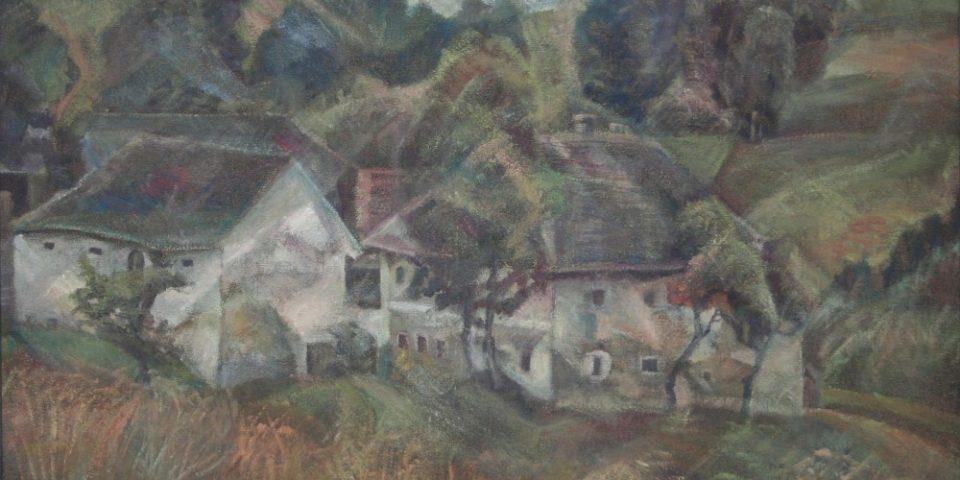 19B – Landschaft, 1997, Archiv DOHA, Preis auf Anfrage