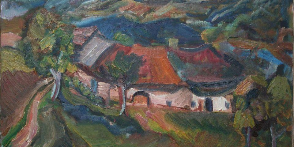 18B – Landschaft, 1997, Archiv DOHA, Preis auf Anfrage