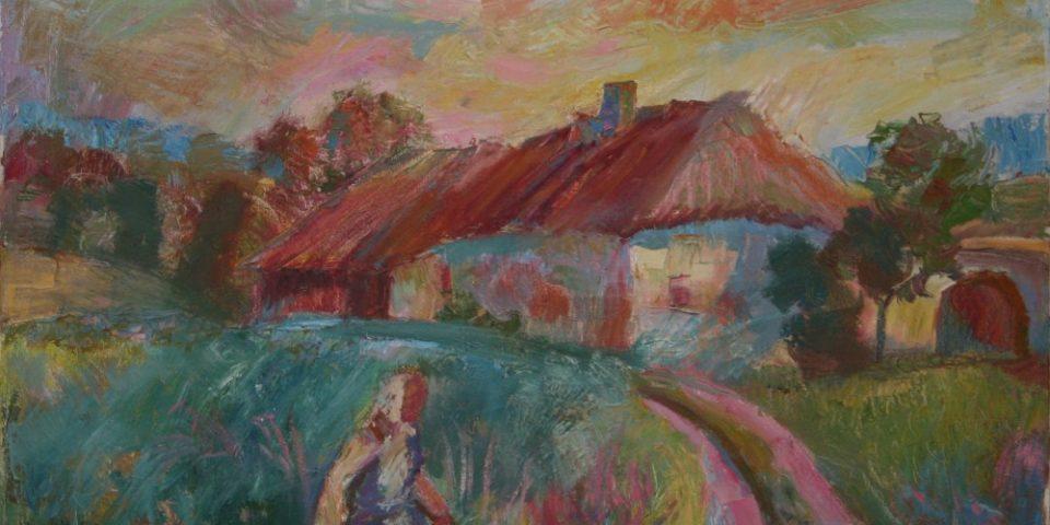 21B – Landschaft, 1998, Archiv DOHA, Preis auf Anfrage