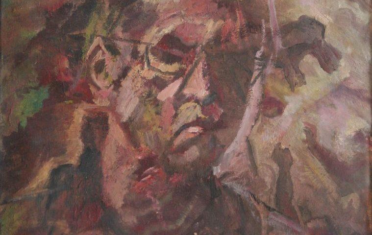 104D – Selbstportrait, 2003