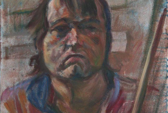 103D – Selbstportrait, 1998