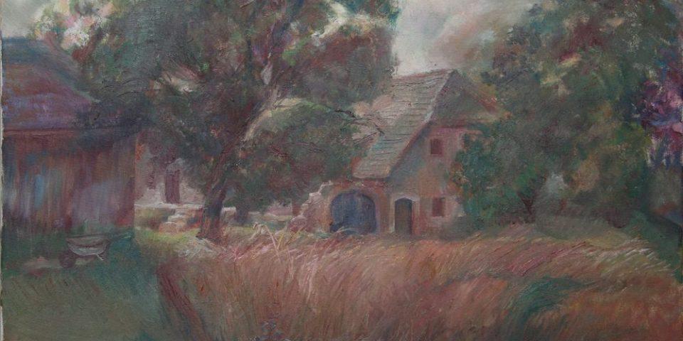 11D – Landschaft, 1996