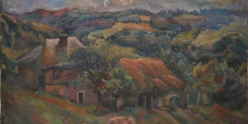 19B – Landschaft, 1996
