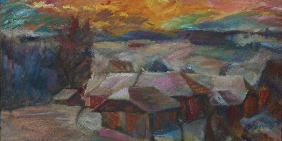 22B – Landschaft, 1998, Archiv Doha, Preis auf Anfrage