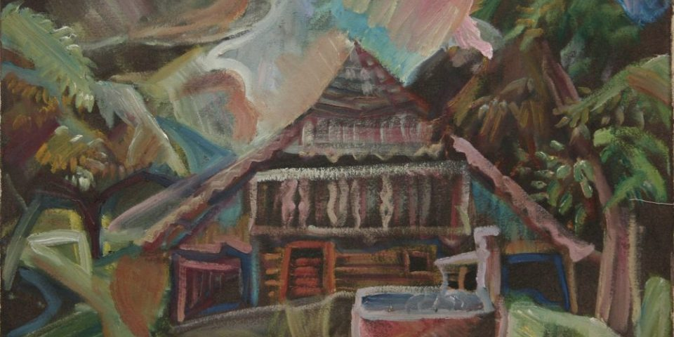34D – Landschaft, 1997