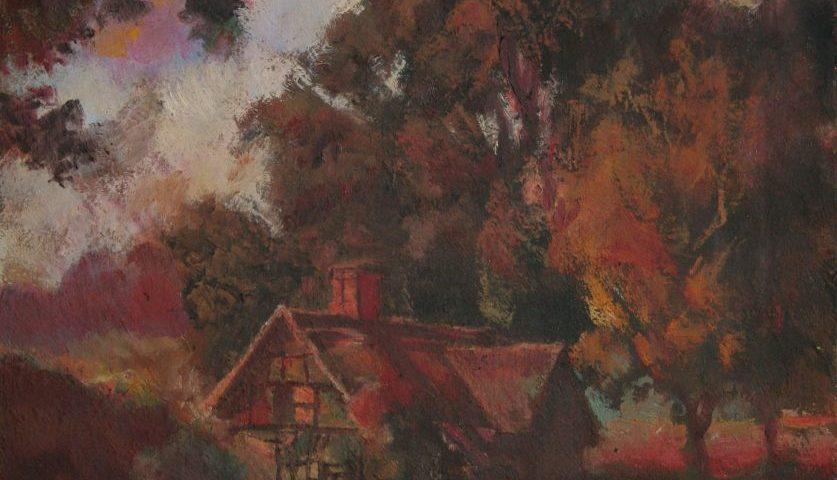 10B – Landschaft, 1997, Archiv DOHA, Preis auf Anfrage