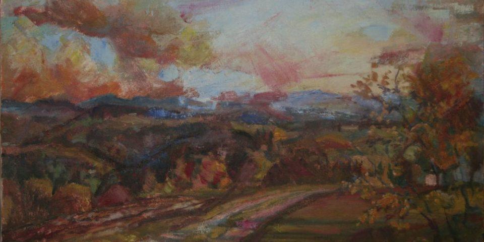 13B – Landschaft, 1997, Archiv DOHA, Preis auf Anfrage