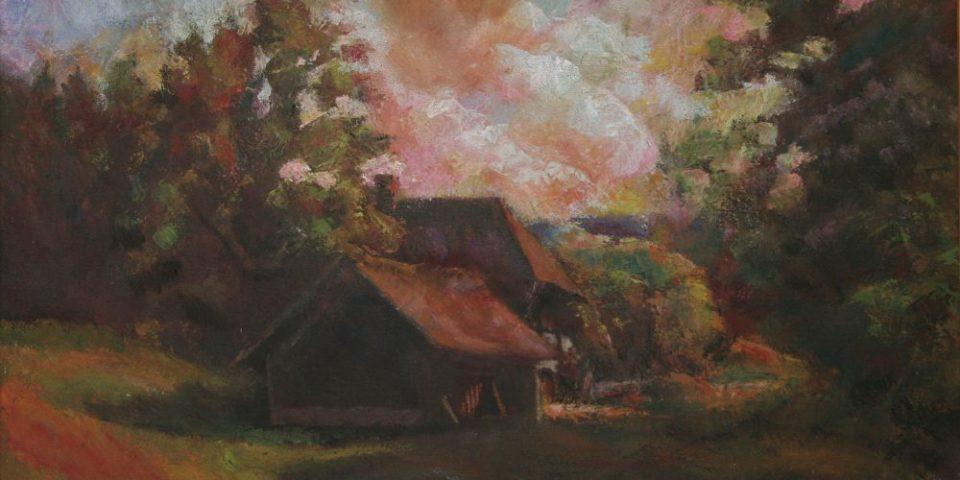 15B – Landschaft, 1998, Archiv DOHA, Preis auf Anfrage