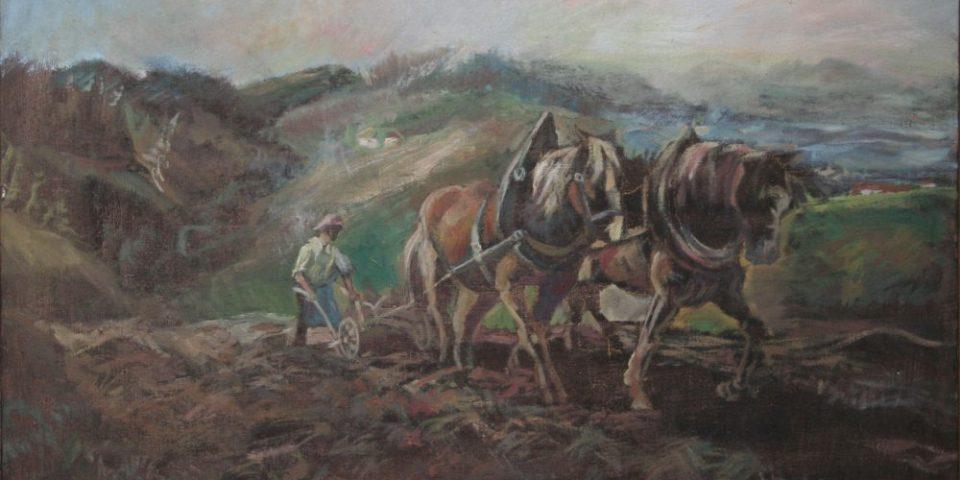 23B – Landschaft, 1996, Archiv DOHA, Preis auf Anfrage