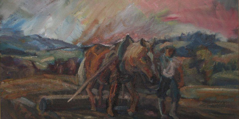 29B – Landschaft, 1998, Archiv DOHA, Preis auf Anfrage