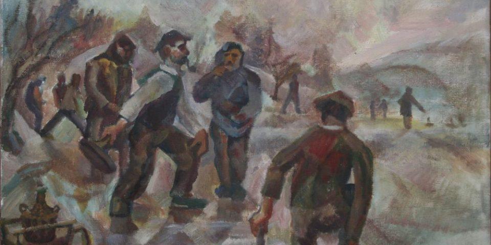 26B – Landschaft, 1996, Archiv DOHA, Preis auf Anfrage