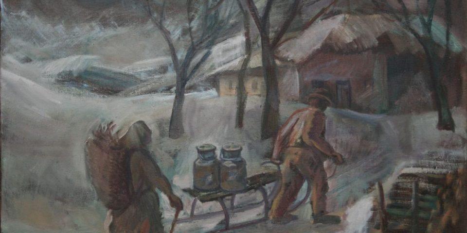25B – Landschaft, 1996, Archiv DOHA, Preis auf Anfrage