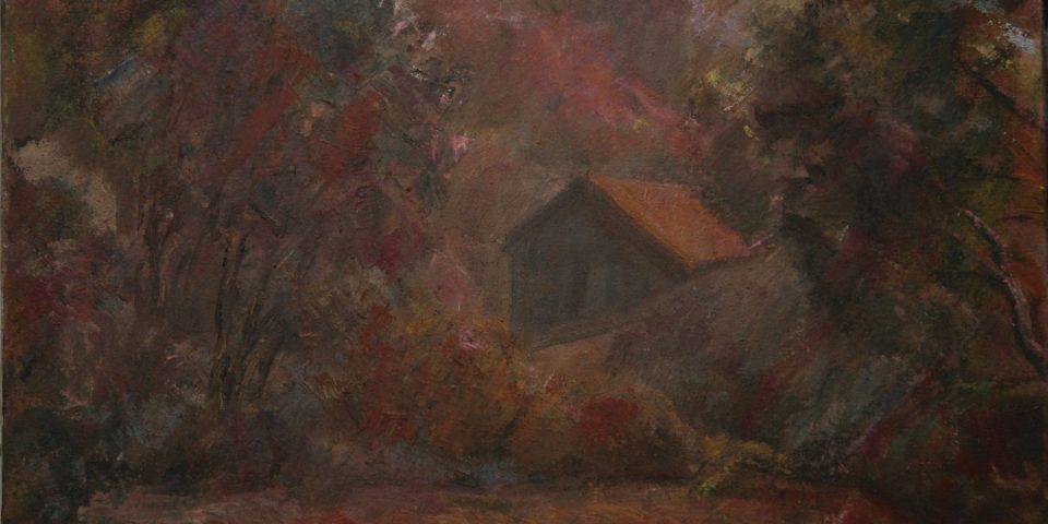 4B – Landschaft, 1996, € 750