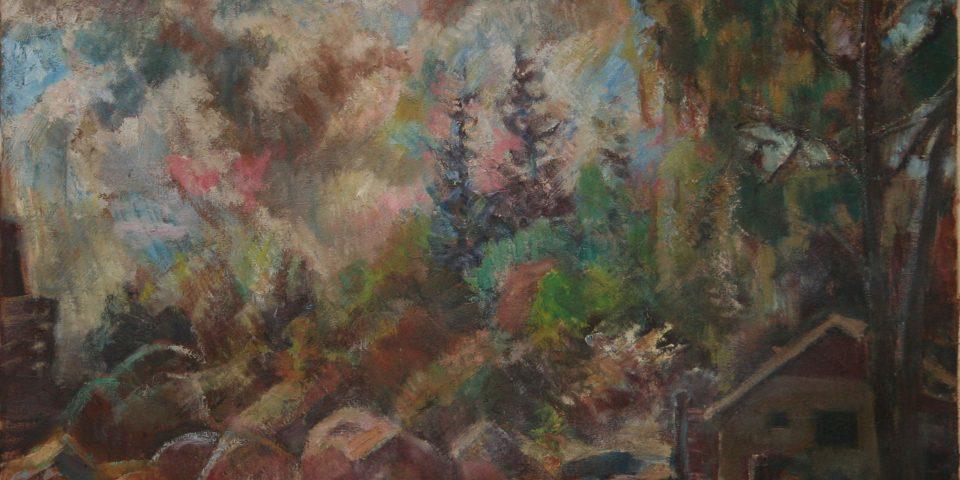 11B – Landschaft, 1997, € 1.050