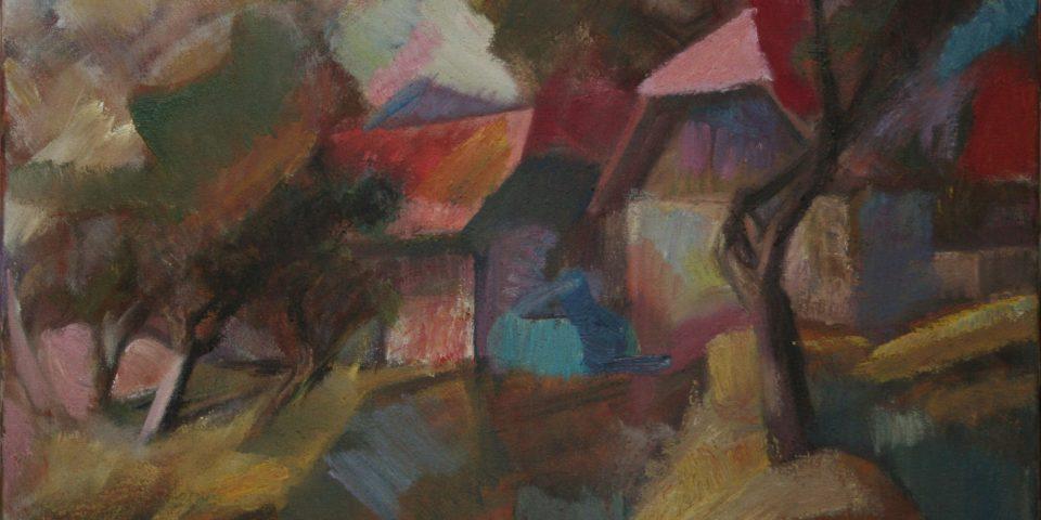 7B – Landschaft, 1996, € 1.050
