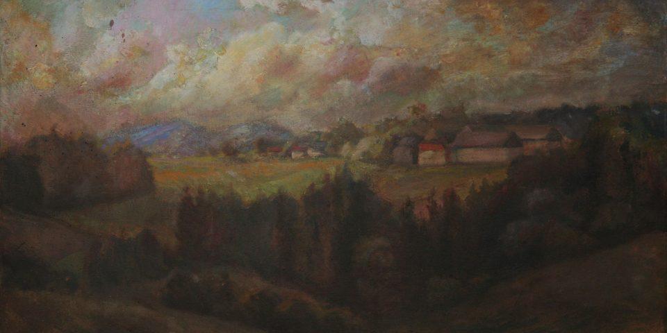 10B – Landschaft, 1997, € 1.050
