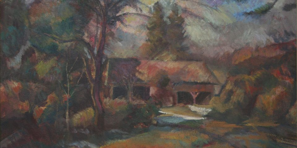 15B – Landschaft, 1998, € 910