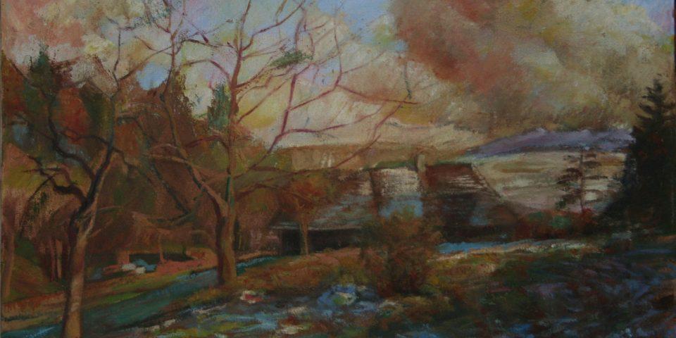 16B – Landschaft, 1997, 1.060