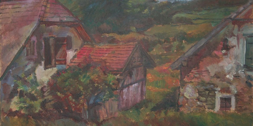 14B – Landschaft, 1996, € 1.200