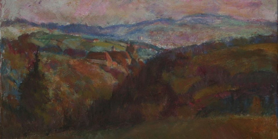 18B – Landschaft, 1998, € 1.100
