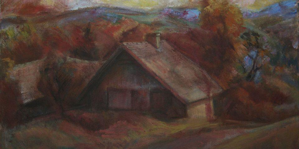 23B – Landschaft, 1997, € 1.150