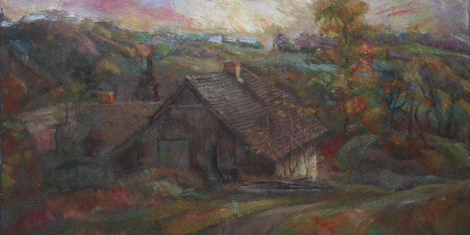 28B – Landschaft, 1997, € 1.200