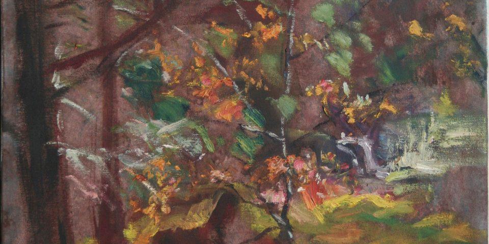 29B – Landschaft, 1998, € 1.200