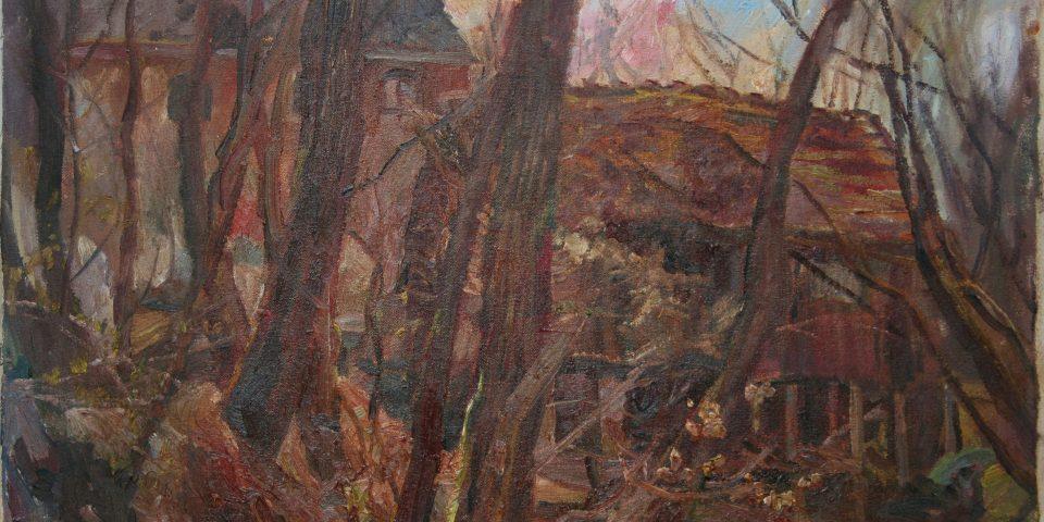 2B – Landschaft, 1998, € 1.200