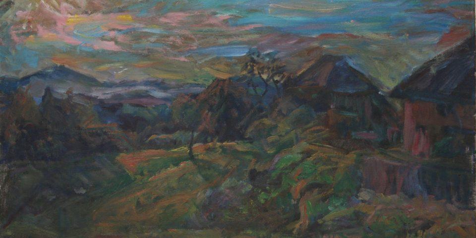19D – Landschaft, 1996