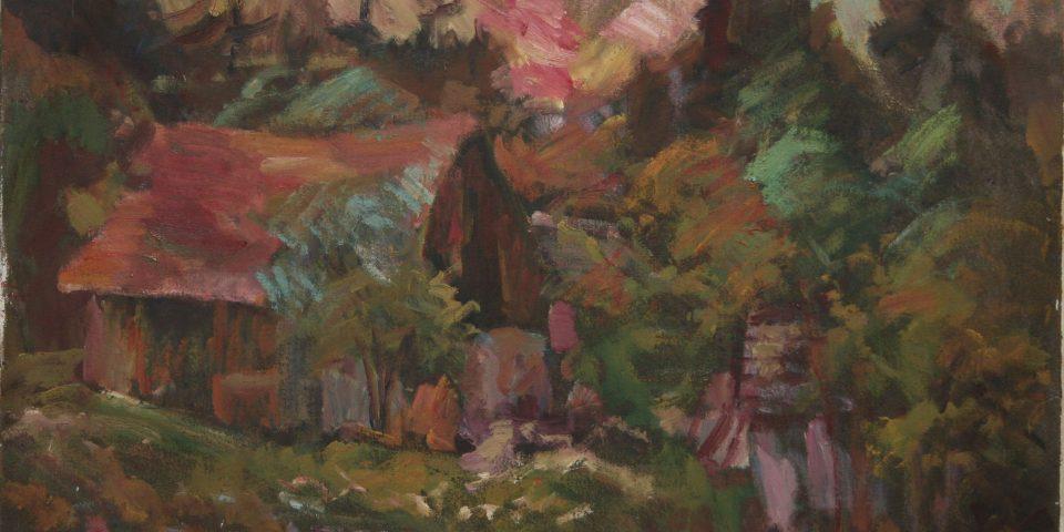 27D – Landschaft, 1996