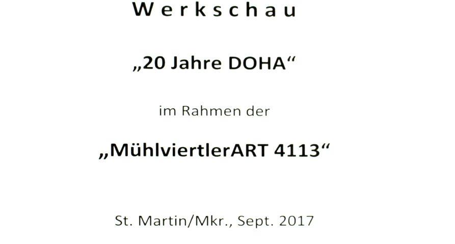 2D – Gestaltung: Günther Huemer, Franz Doppelhammer
