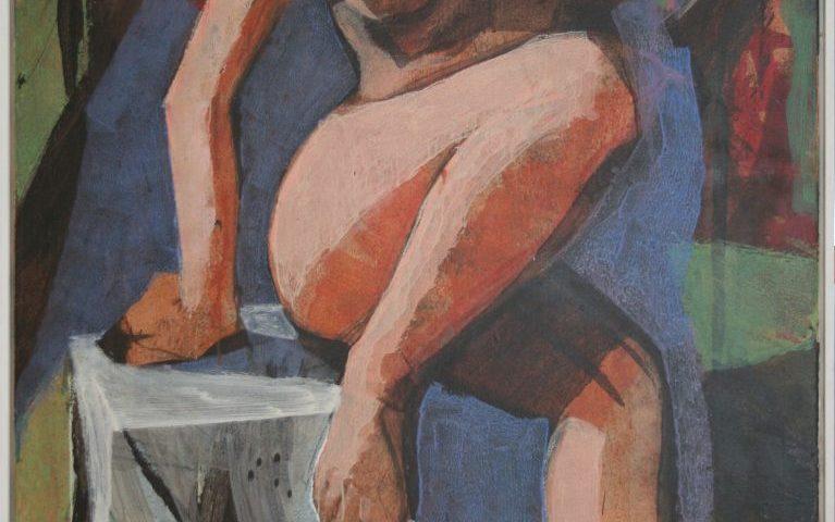 46D – Burkaträgerin, 2003