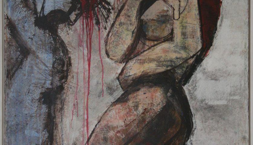 """53D – Christi Leiden, 2003, """"Mein Gott, mein Gott, …"""""""