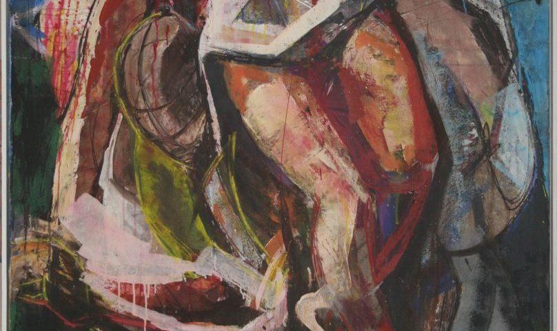 """55D – Kreuzabnahme, 2003, """"Ich bin Eure Hoffnung …"""""""
