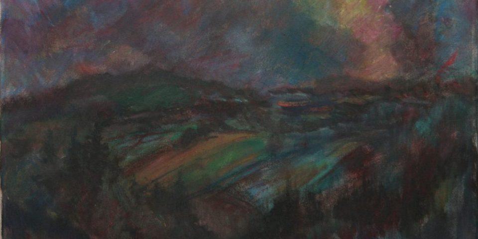 15D – Landschaft, 1996