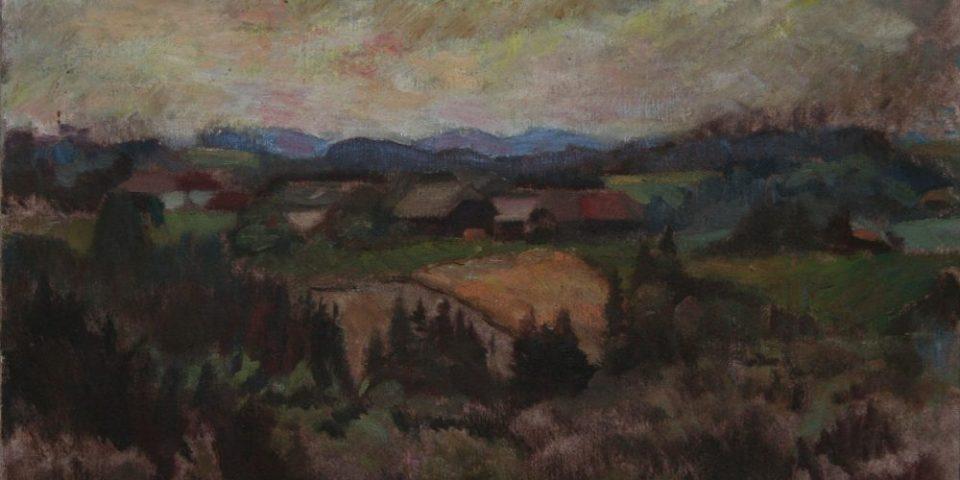 17D – Landschaft, 1996