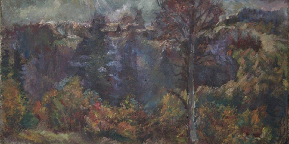 26D – Landschaft, 1996