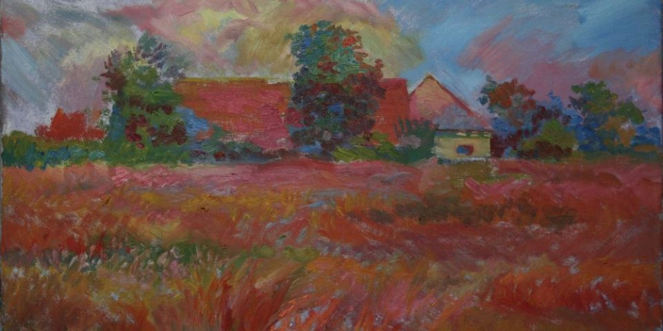 22D – Landschaft, 1996