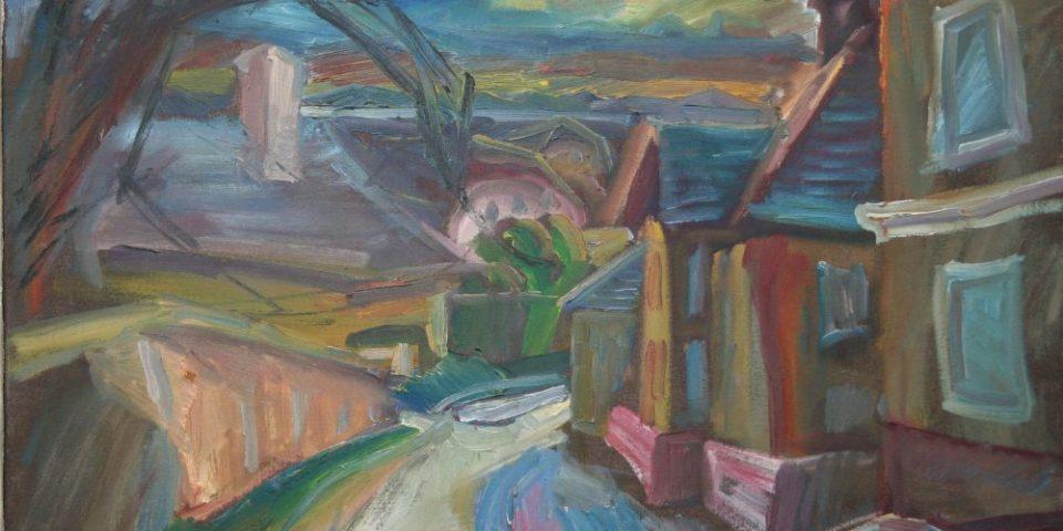 32D – Landschaft, 1996
