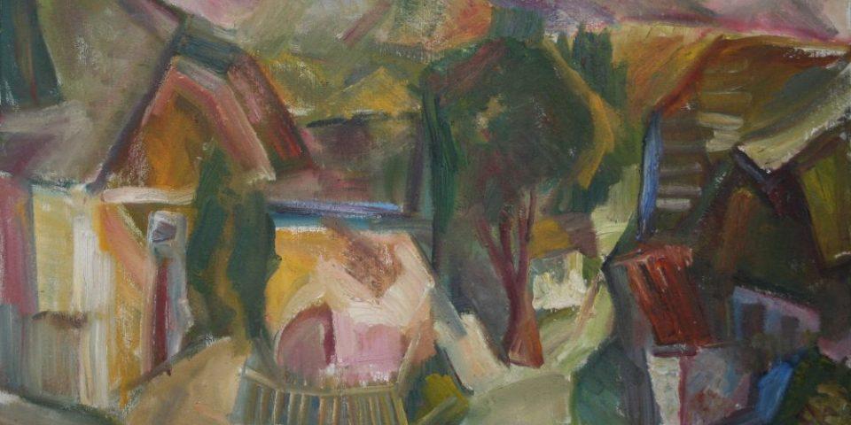 33D – Landschaft, 1996