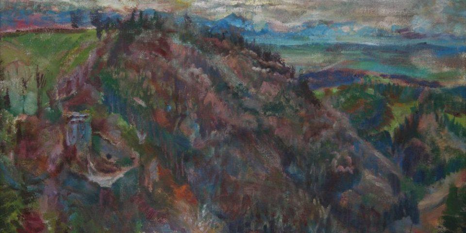20D – Landschaft, 1996