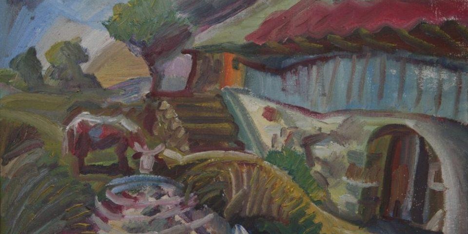 36D – Landschaft, 1996