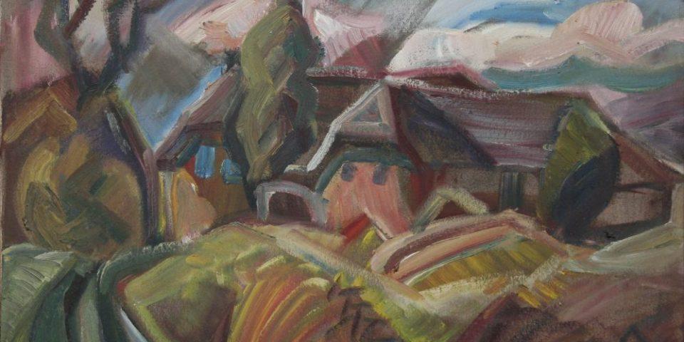 35D – Landschaft, 1996